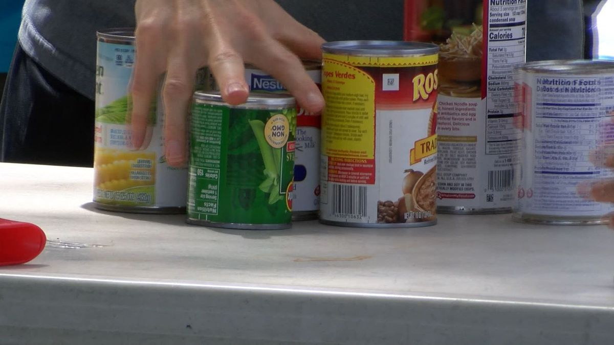 List: Food distribution events, resources available as pandemic drags on