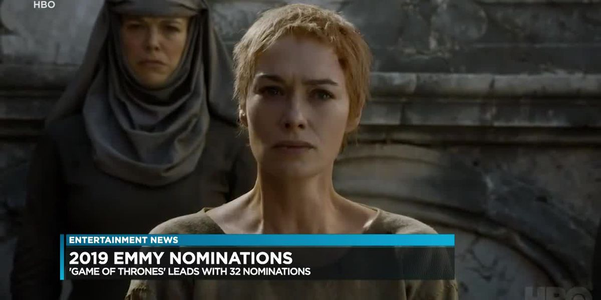Entertainment News: 2019 Emmy Nominations Announced Today