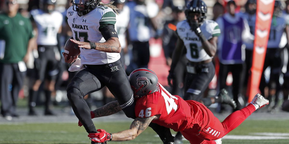 New Mexico governor casts doubt on two more Hawaii football games