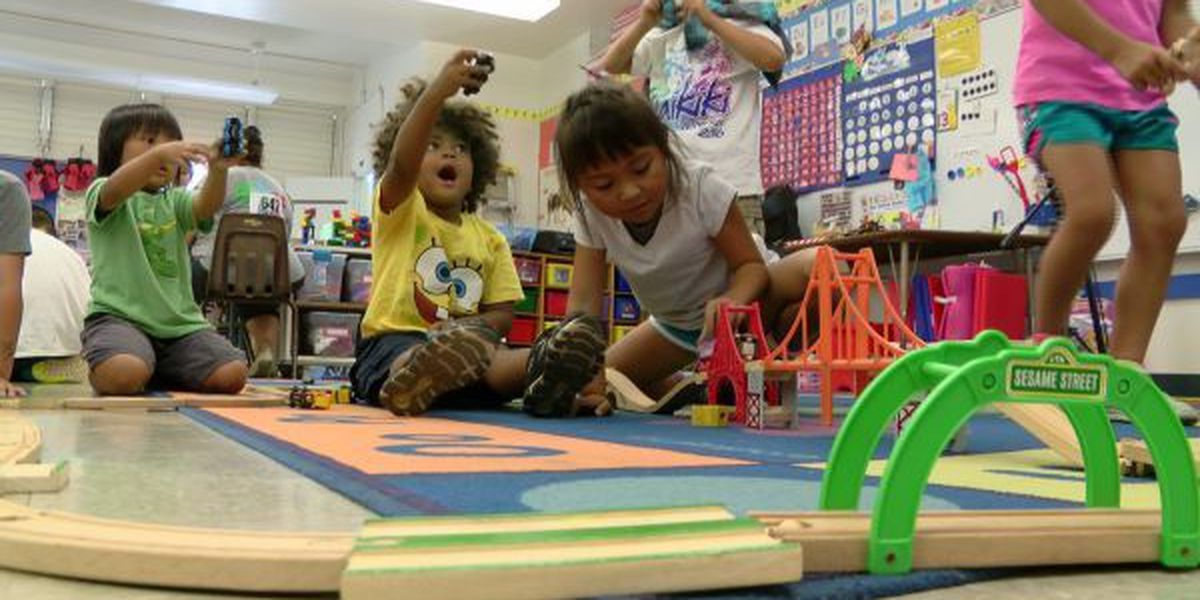 In Hawaii, infant care is pricier than college
