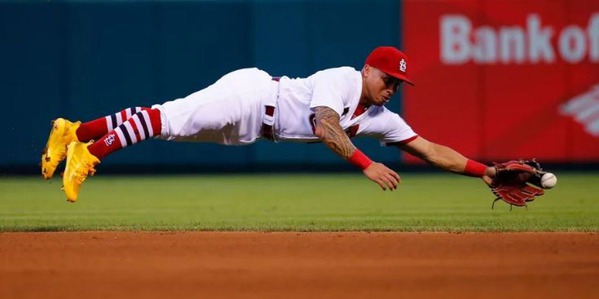 Hawaii's Kolten Wong shined in the Cardinals' double header against the Cubs