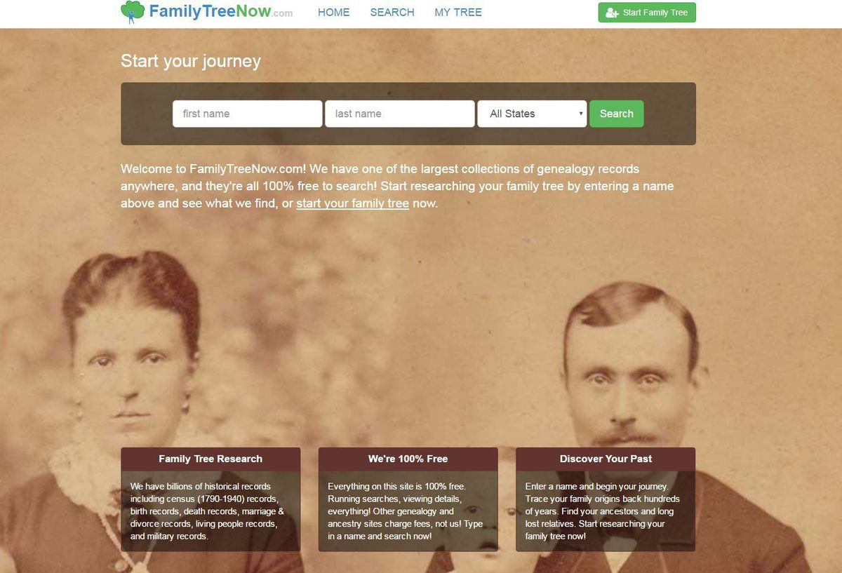 Concerns raised about genealogy site that exposes personal