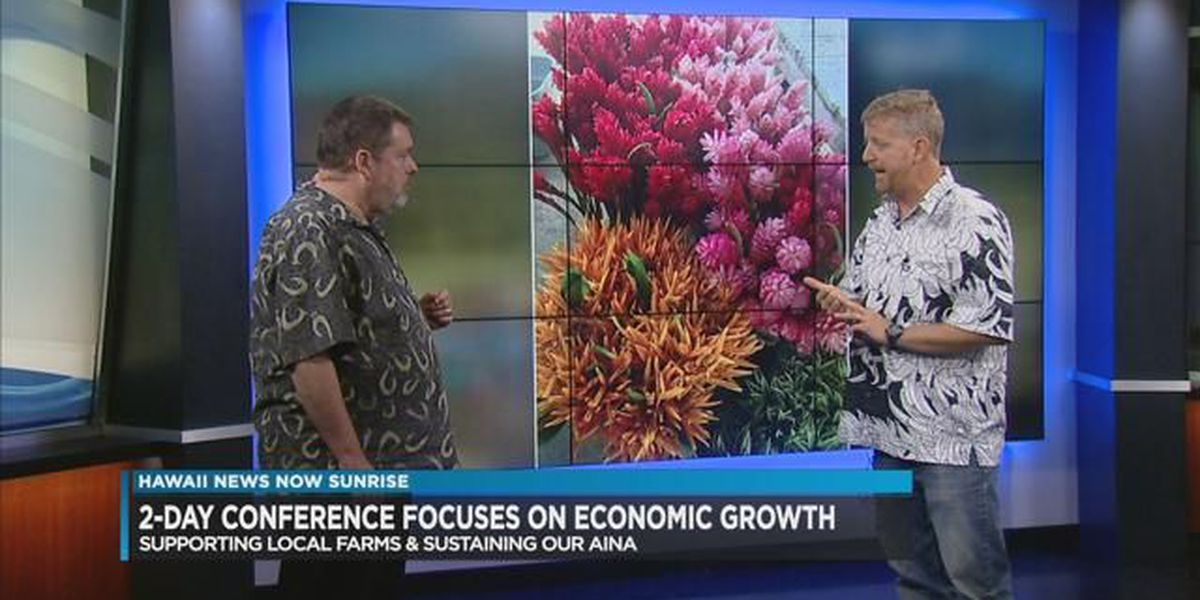Hawai'i Agriculture Conference focuses on economic growth, supporting local farms, and sustaining the aina