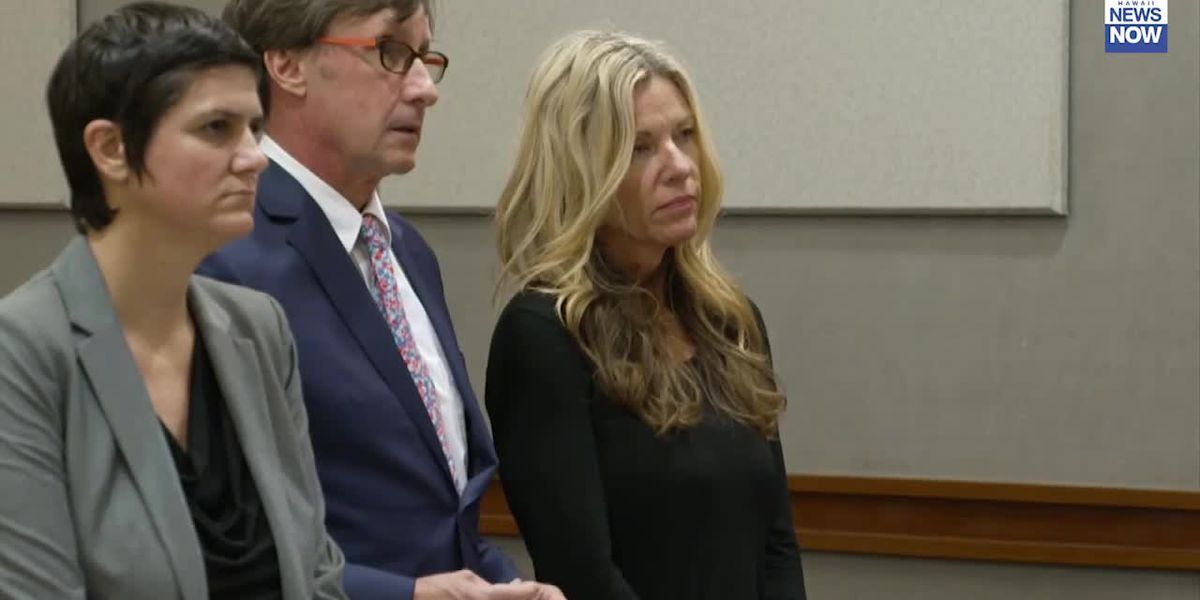 First Look: Lori Vallow appears in court during extradition hearing