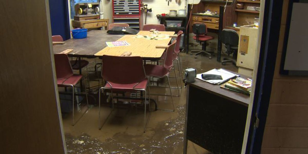 Aina Haina private school faces long clean-up ahead after flooding
