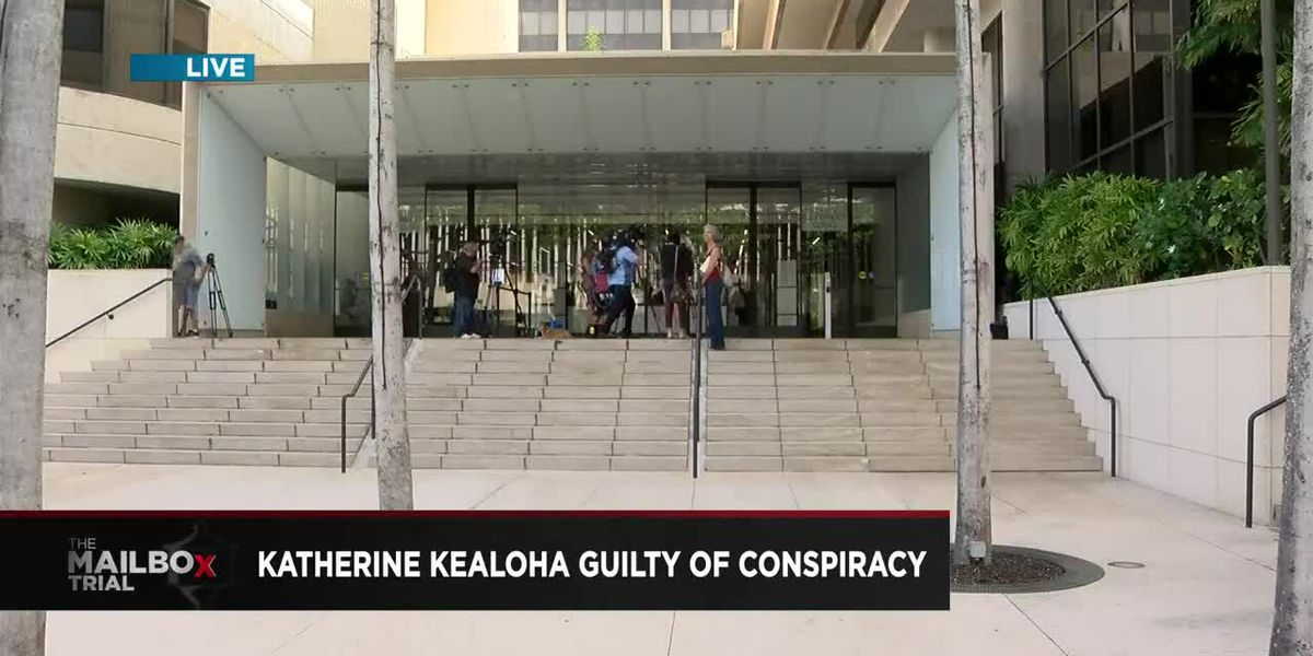 Louis and Katherine Kealoha found guilty of conspiracy, obstruction of justice