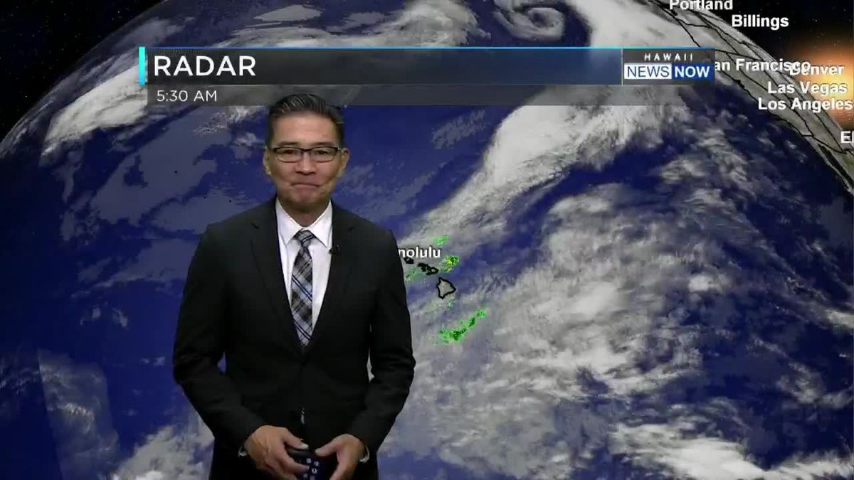 HNN Morning Web Weather Friday, January 17, 2020
