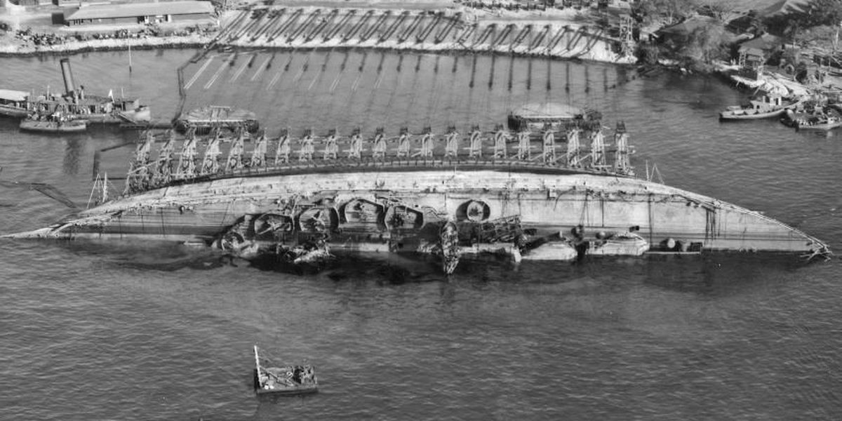 Remains of sailor killed at Pearl Harbor returning home