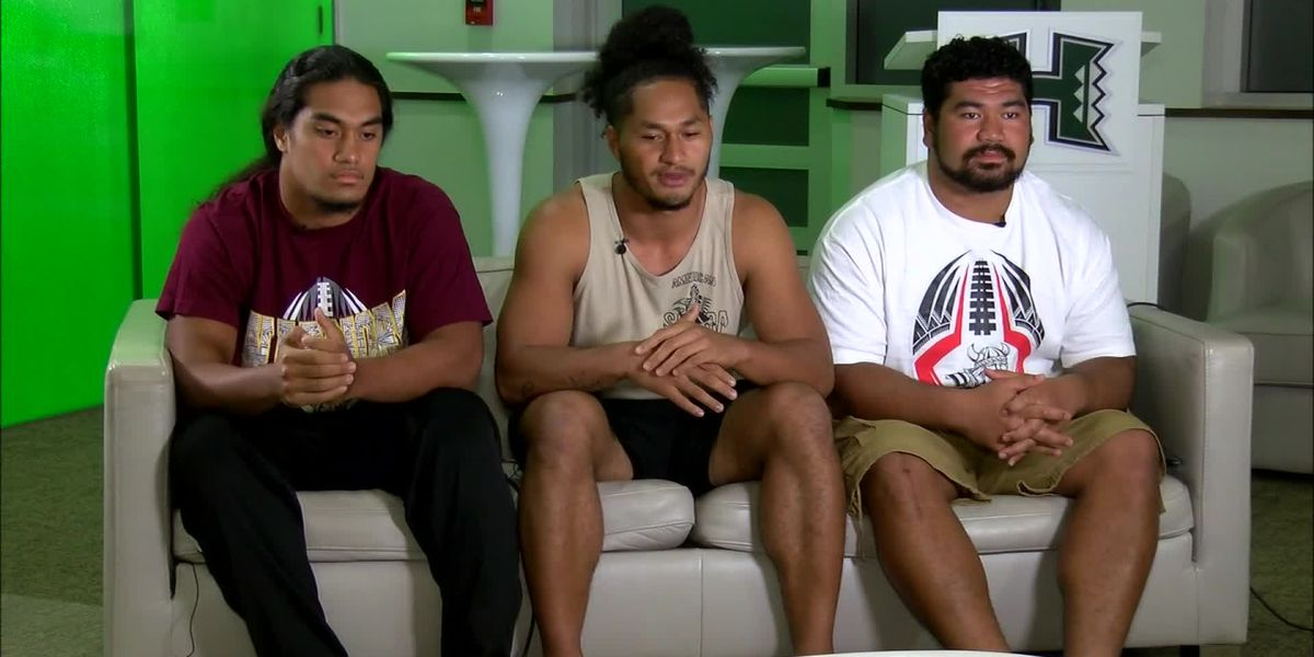 Under The Helmet: Isaac Sopo'aga & UH's Samoa Natives