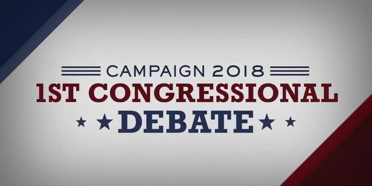 Congressional candidates squared off, traded jabs in lively debate