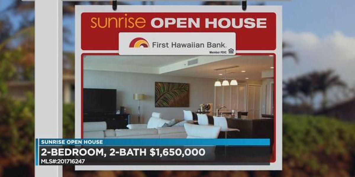 Sunrise Open House: Waikiki Condos