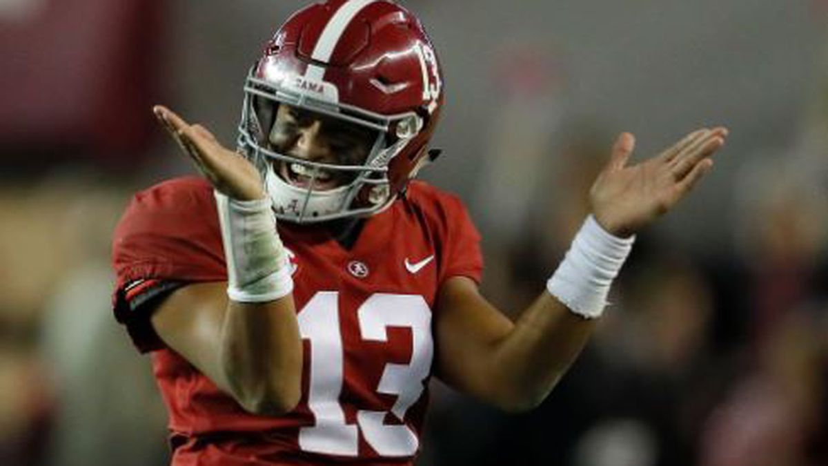 Tagovailoa 'ahead of schedule' after ankle surgery