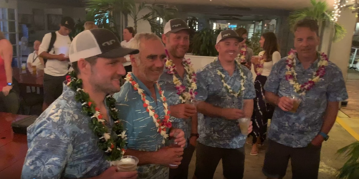 First boats cross finish line at 50th anniversary Transpac race