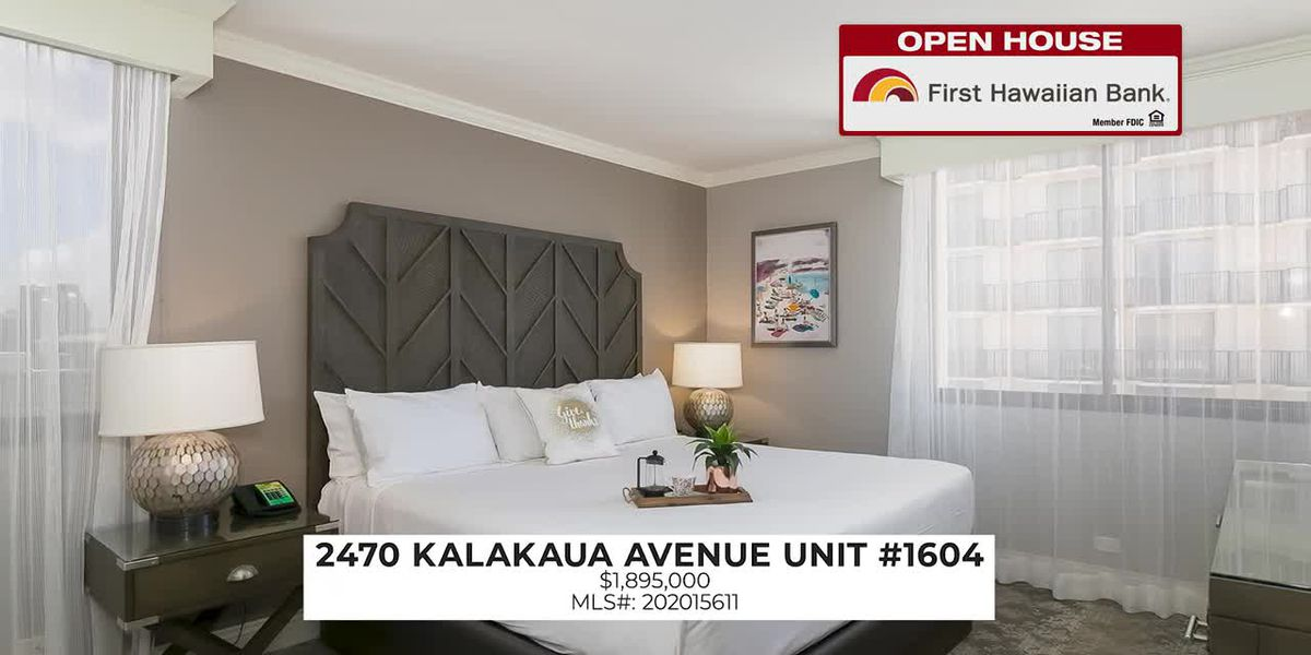 Open House: Grand home in Nuuanu and luxury condo in Waikiki