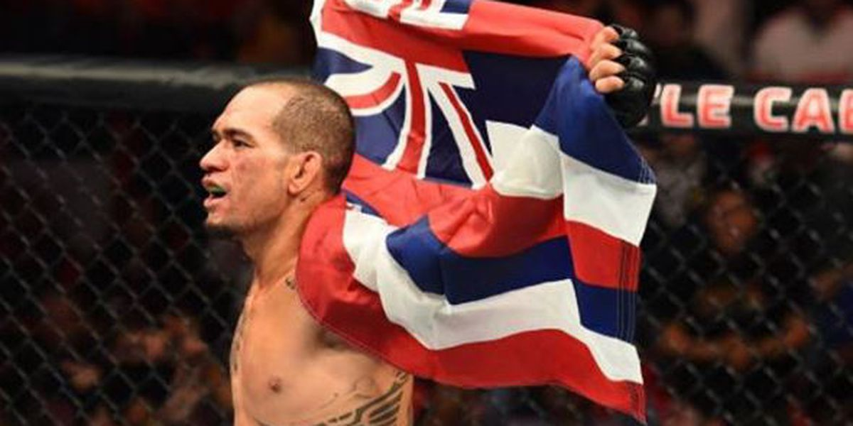 Medeiros feeling 'the best I've ever felt' ahead of UFC return this weekend