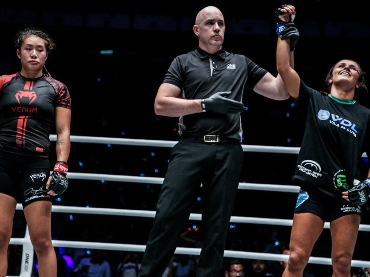 Mililani's Angela Lee handed second consecutive loss