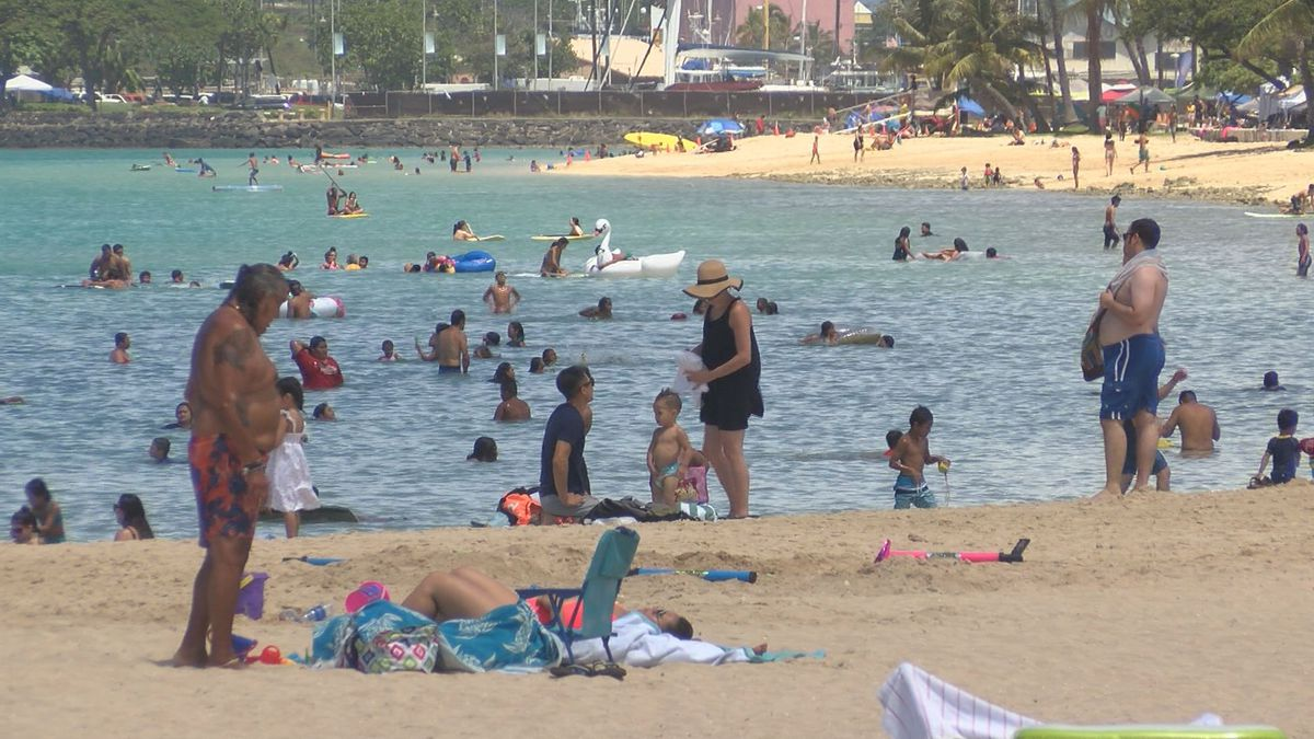 It's official: 2019 was Honolulu's hottest year on record