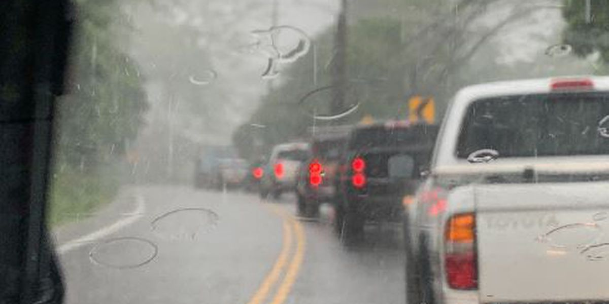 National Weather Service: Hawaii in for a wetter-than-average winter