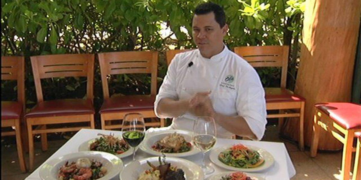 Restaurant Week: Ola at Turtle Bay