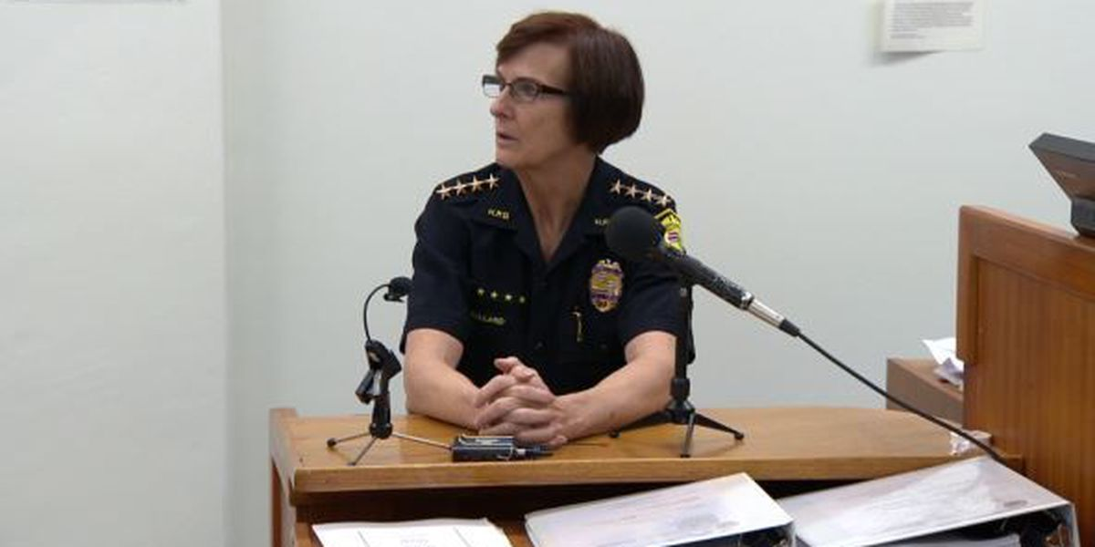 HPD Chief defends reassignments of officers who are also union officials