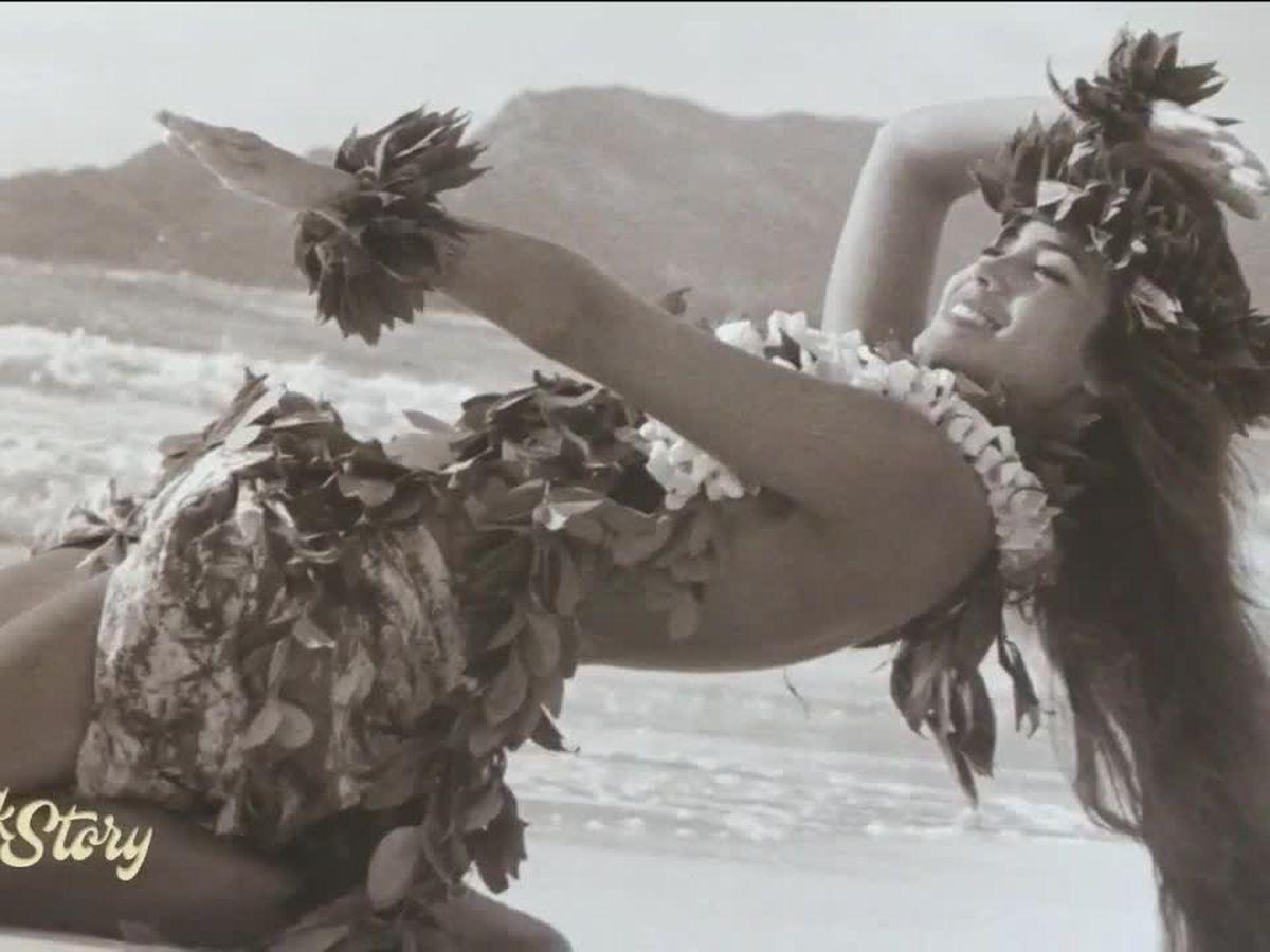 Famed photographer Kim Taylor Reece shares his love of hula kahiko