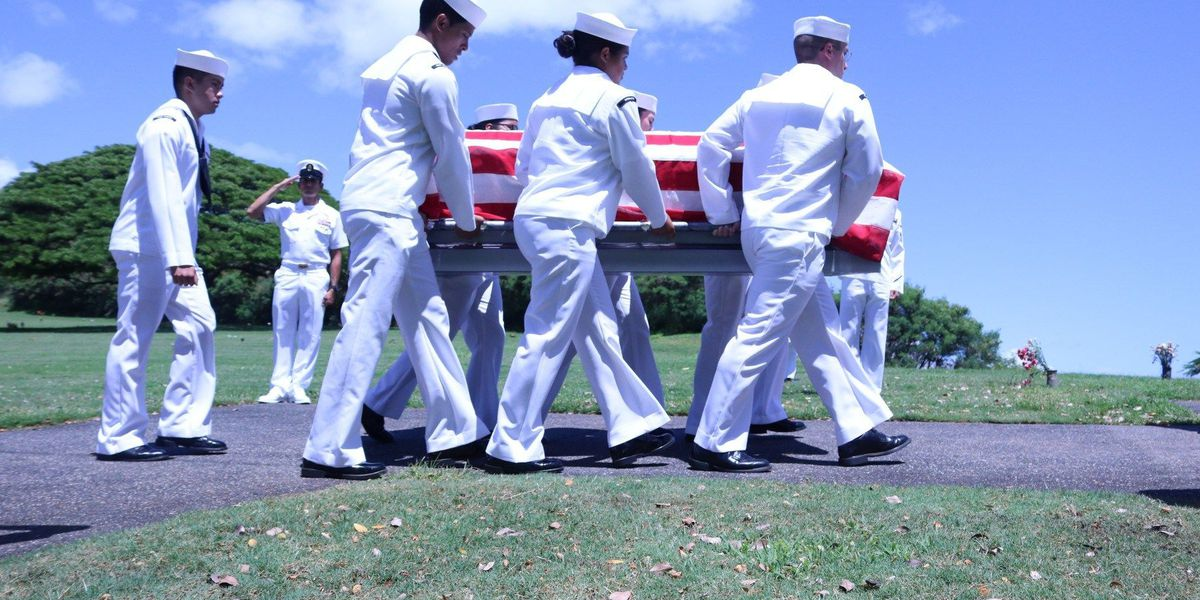 75 years later, family able to honor USS Oklahoma sailor killed in Pearl Harbor attack