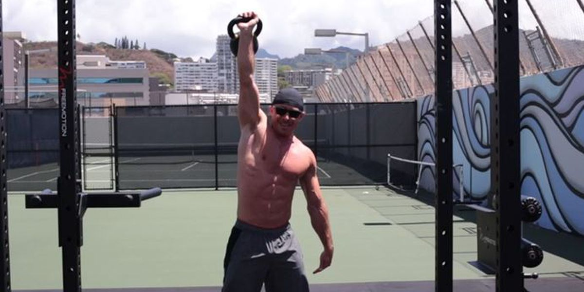 Oahu man competing on American Ninja Warrior says he's 'ready for anything'