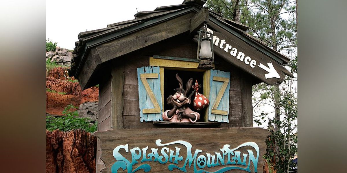 Disney changing Splash Mountain, ride tied to Jim Crow film