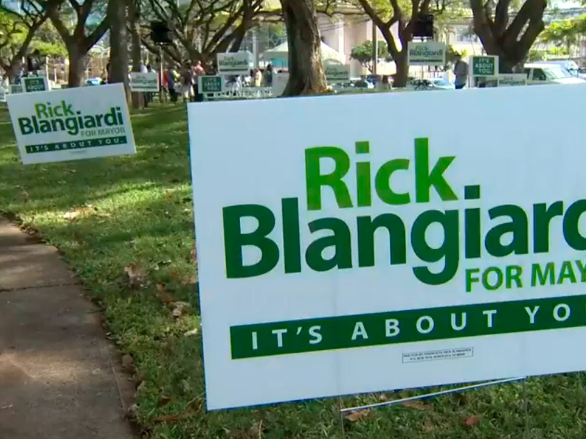 Mayoral race analysis shows Blangiardi won 26 of 34 districts in primary election