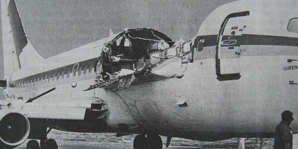 It's been 30 years since the Aloha Airlines flight 243 tragedy in the skies