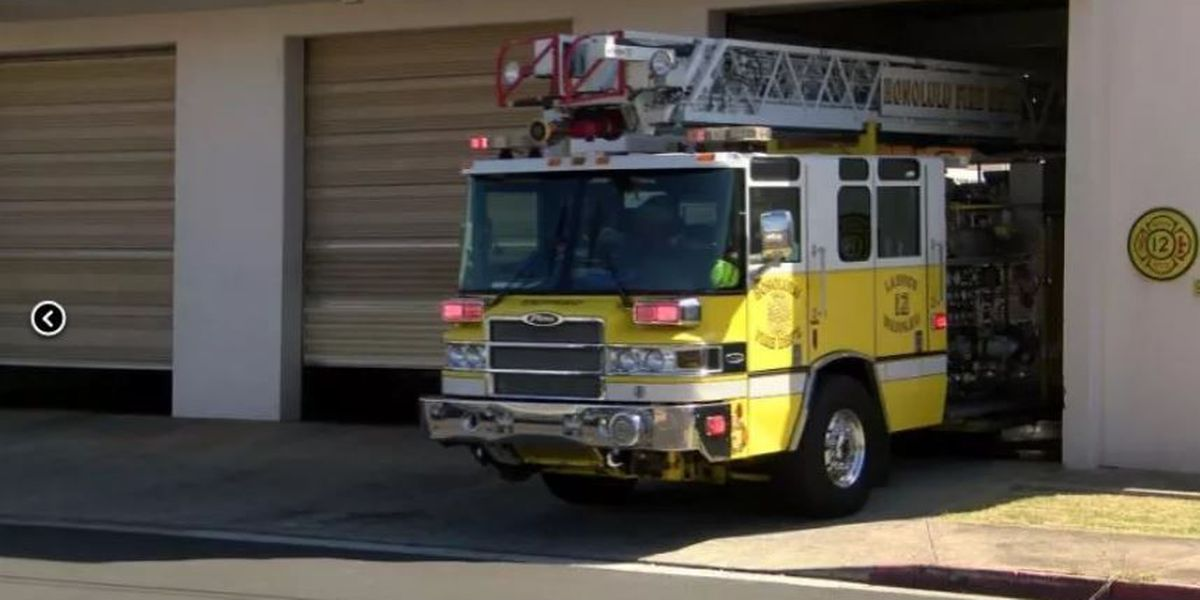 Agencies investigating cancer cluster in Hawaii firefighters' kids