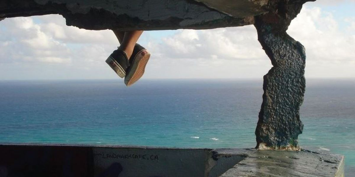 Soon, your 'Pillboxes' hike will have to be put on hold