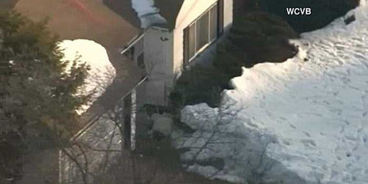 Explosive device found in Massachusetts home