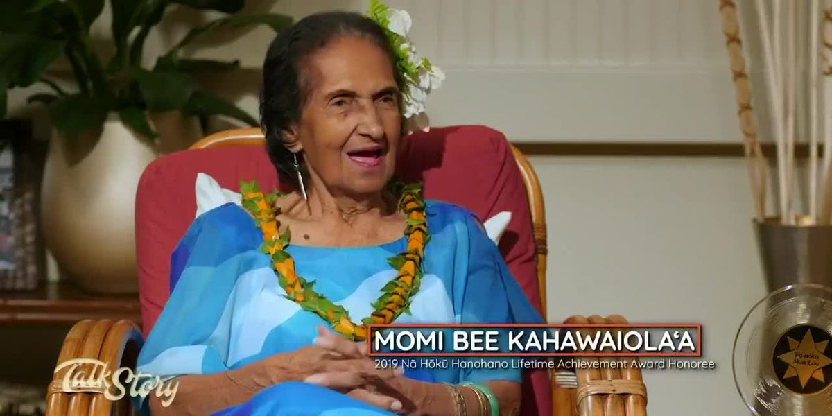 Momi Bee Kahawaiola'a Talks Story with McKenna Maduli