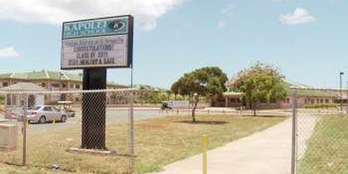 Kapolei High temporarily closing to in-person activities after 3 COVID cases