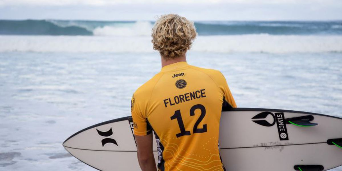 Florence withdraws from Pipe Masters