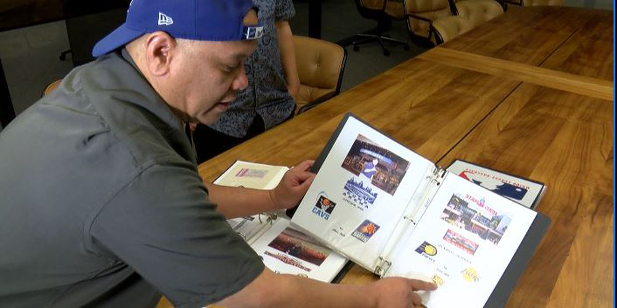 "'It was worth it to me"": Hawaii man travels to every NBA arena and NFL stadium"