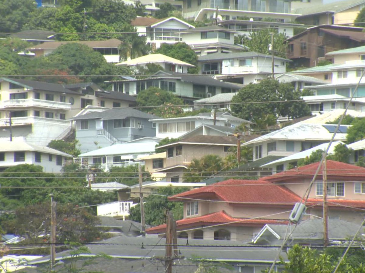 There was fear COVID-19 would tank Hawaii's housing market. The opposite has happened.