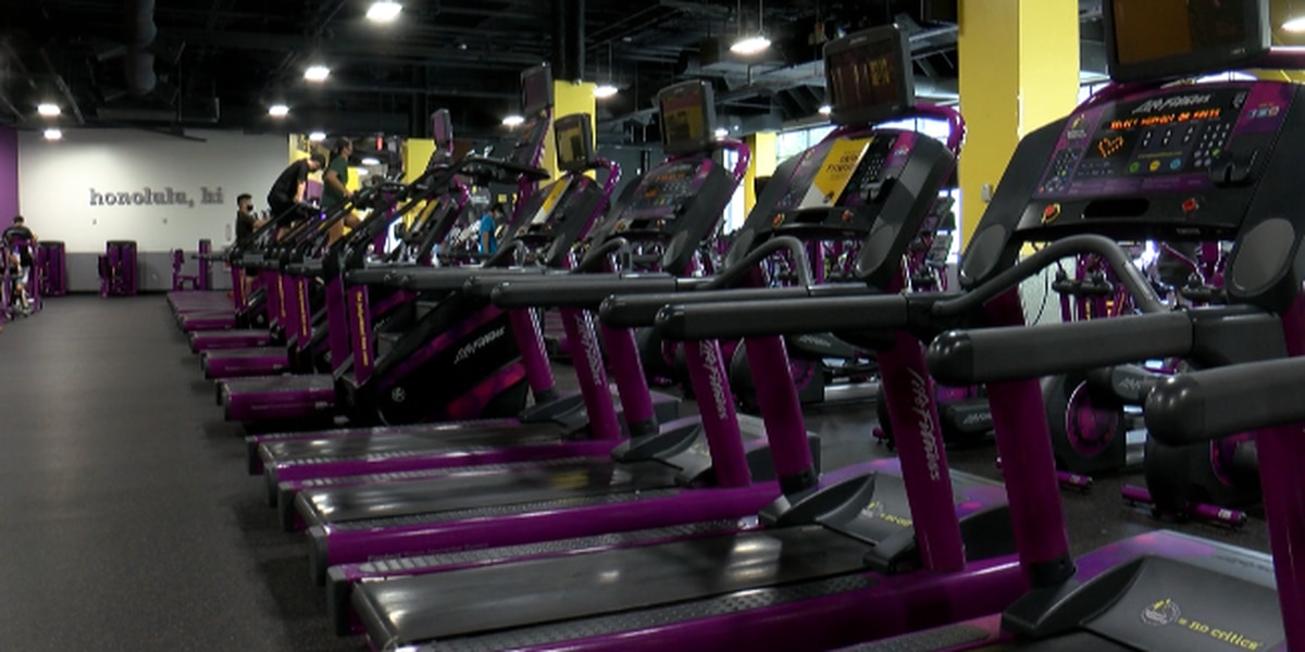 Hawaii gyms saw enrollment plummet in 2020, but they're slowly welcoming members back