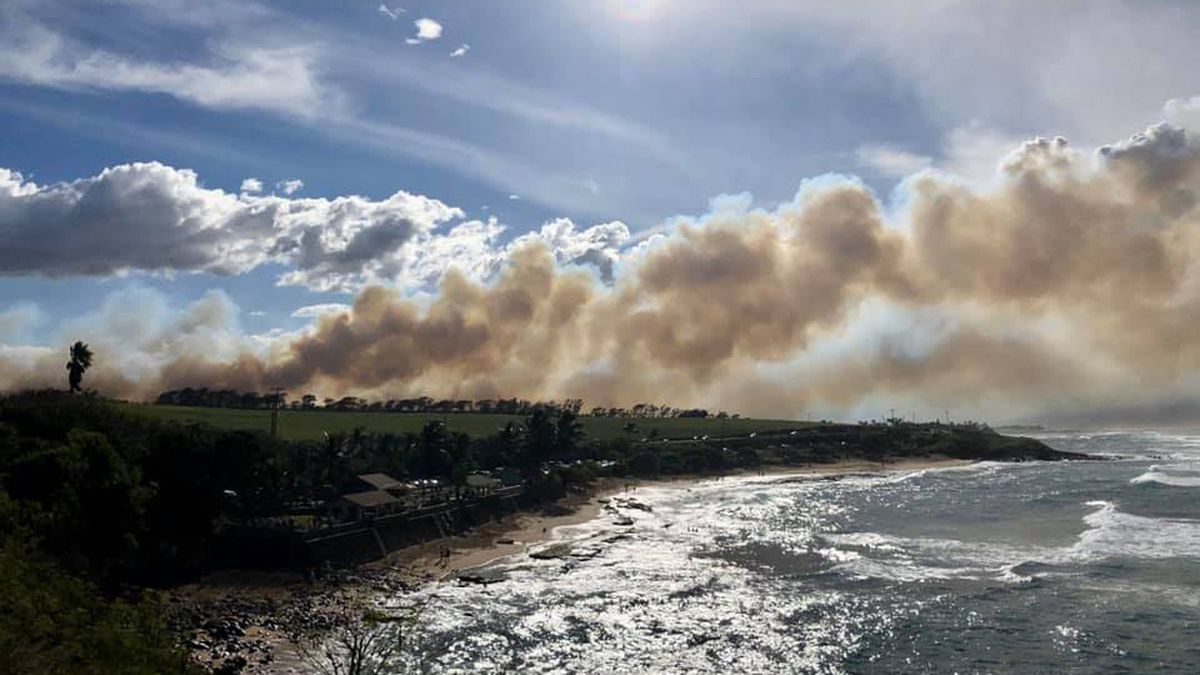 600-acre Maui brush fire now fully contained