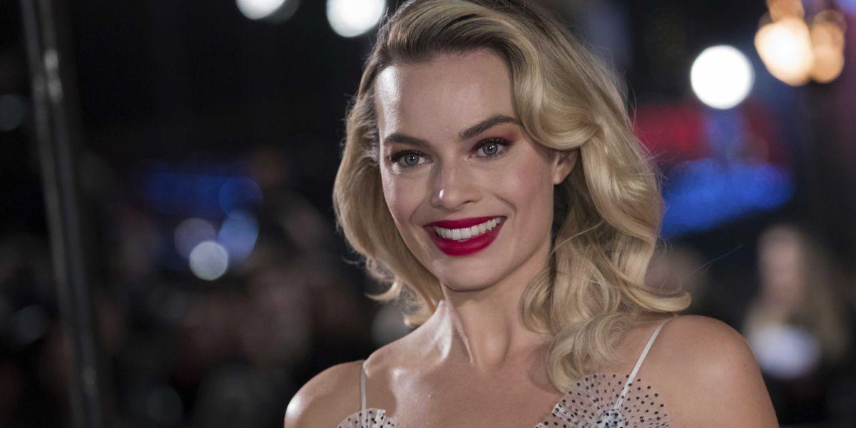 Margot Robbie to star in live-action Barbie film
