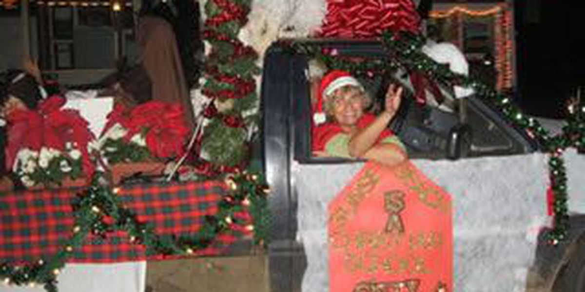 Haleiwa Christmas Parade is on for tonight
