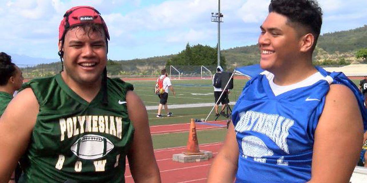 A friendship forged on the gridiron