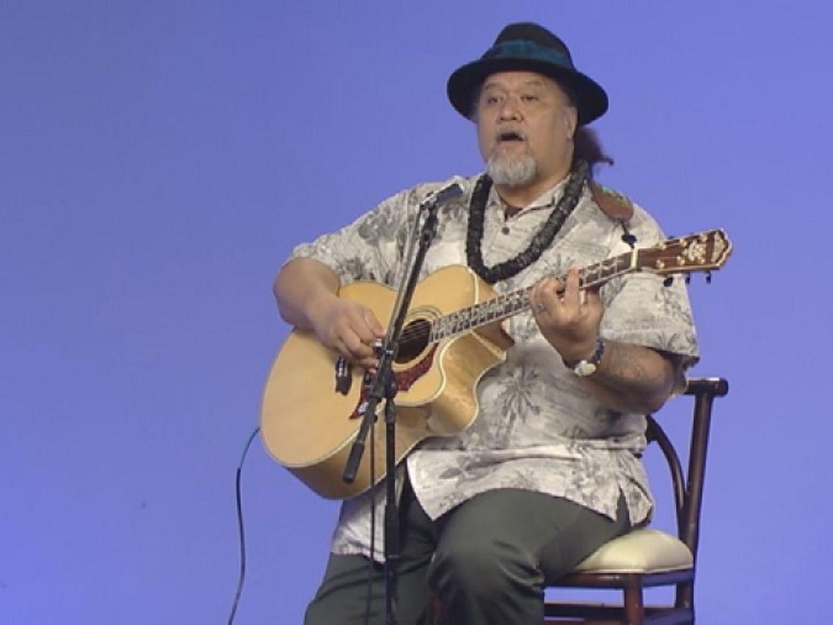 Hawaiian music legend Willie K dies after lengthy cancer battle