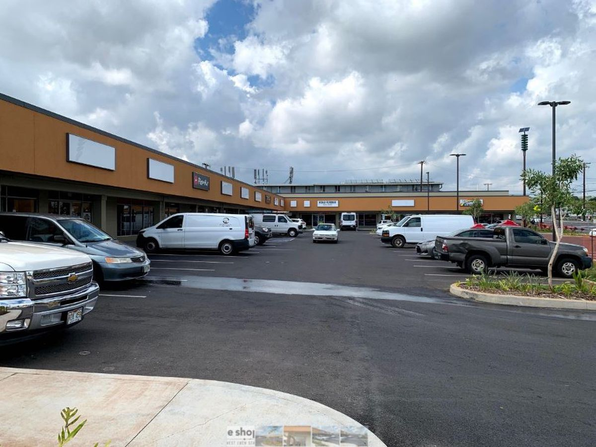 Renovations bring new life, economic opportunities to a Waipahu mall