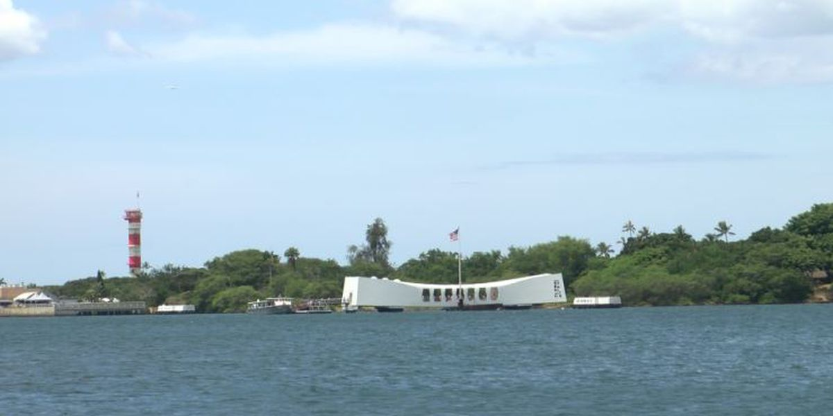 Helicopter flights over USS Arizona Memorial criticized as being 'disrespectful'