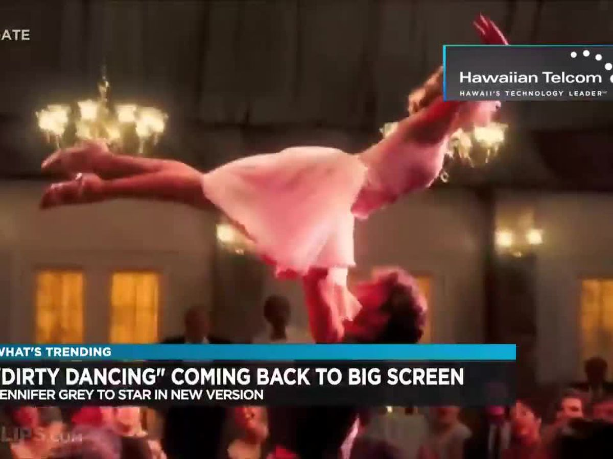 """What's Trending: """"Hell Ants,"""" Dirty Dancing remake and Josh Green's dancing"""
