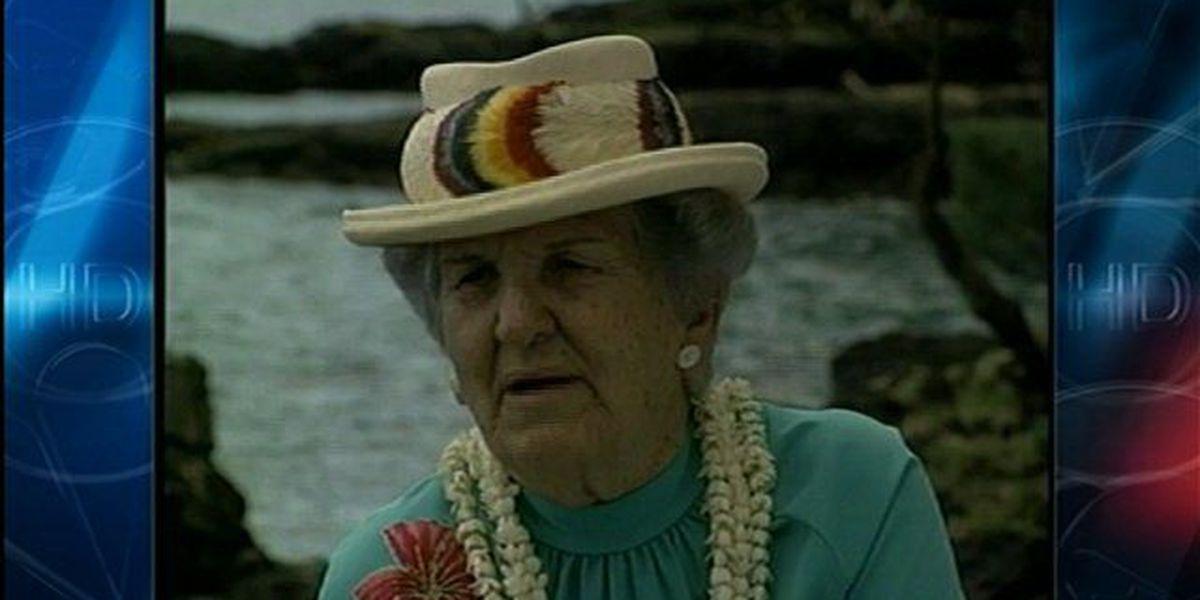Oahu kumu hula react to Auntie Dottie's passing