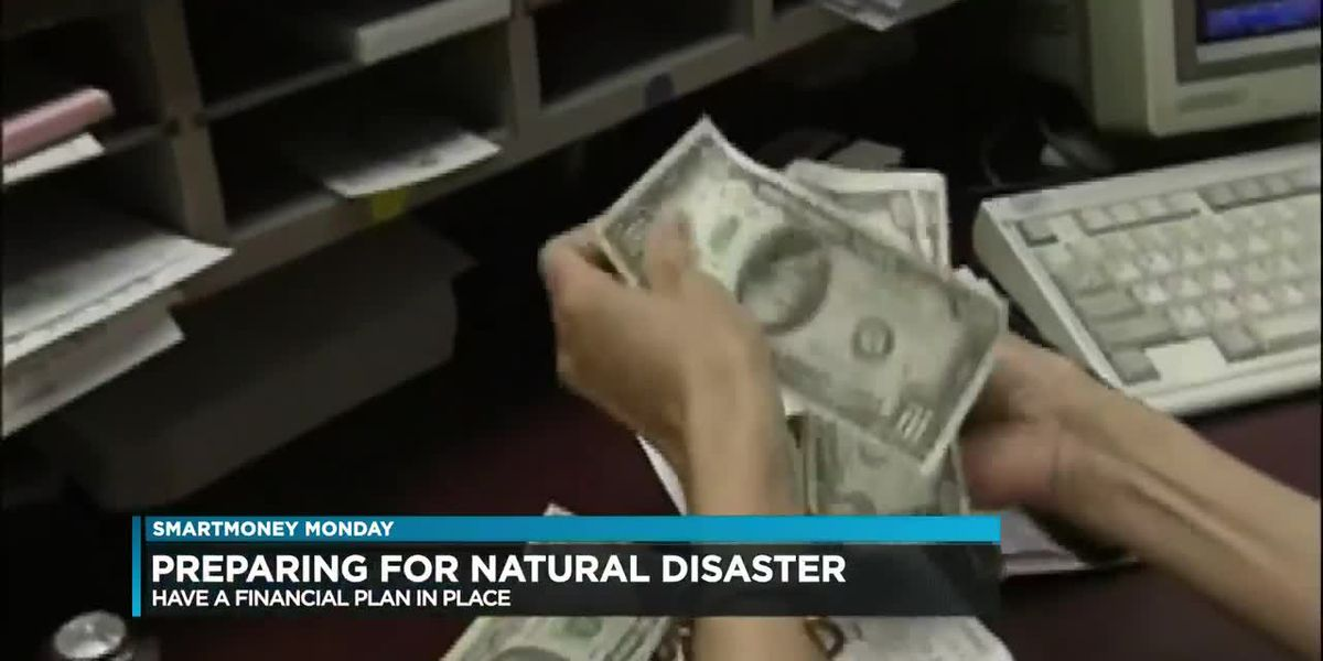 SmartMoney Monday: Planning ahead for disasters
