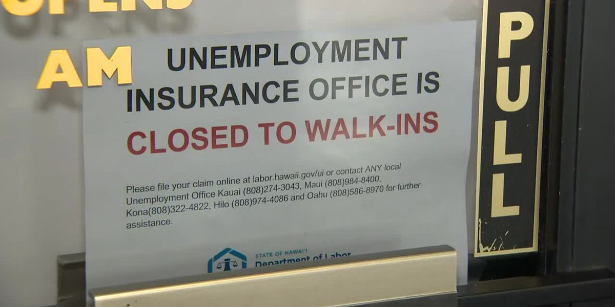 Concerns over DOH and state's unemployment office staffing shortage